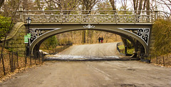 Central Park bridge (NYC7581) Tags: park newyorkcity bridge outside outdoors cool centralpark manhattan overpass casual chilly stroll