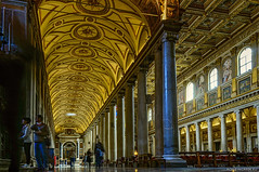 """Basilica Santa Maria Maggiore • <a style=""""font-size:0.8em;"""" href=""""http://www.flickr.com/photos/89679026@N00/16266927673/"""" target=""""_blank"""">View on Flickr</a>"""
