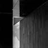 Tacoma Art Museum (TomCollins) Tags: blackandwhite abstract architecture tacomawa tacomaartmuseum fujix100s