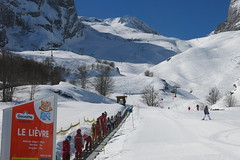 Tapis Happy Place (gourette domaine skiable) Tags: gourette happyplace dbutants skitranquil