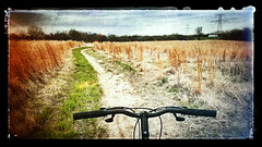 bicycle landscape scenic trail smartphone filter missouri... (Photo: Trippin' all over the place on Flickr)