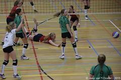 2015-02-07_59332 (Jaap van 't Ooster) Tags: horn volleybal kessel panningen maasbree nevobo nojk meisjesb vckessel vcasterix hornerhofhhc vcolympia vchornerhofhhc nationaleopenjeugdkampioenschappen