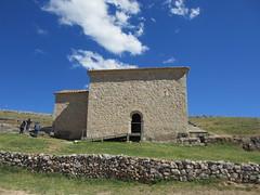 Ermita de San Baudelio de Berlanga, Spain (Paul McClure DC) Tags: españa church architecture spain historic castile castillayleón caltojar mozarabic sanbaudeliodeberlanga june2014