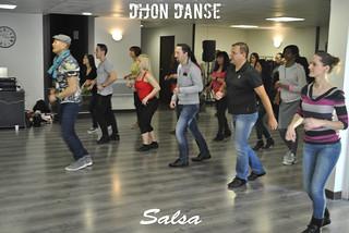 SALSA avec Dijon Danse
