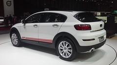Qoros 3 City SUV 03 -- Geneva Motor Show -- 2015-03-08 (NavDam84) Tags: 3 suv genevamotorshow qoros qoros3 citysuv qoros3citysuv 2015genevamotorshow