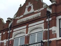 Photo of Liberal club sign in Nuneaton