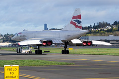 (Ex-) British Airways Concorde G-BOAG (Josh Kaiser) Tags: museumofflight concorde britishairways mof gboag