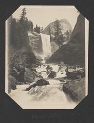 Vernal Falls (SMU Central University Libraries) Tags: waterfalls yosemitenationalpark nationalparks uswest