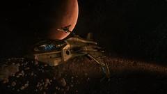 StarCitizen - The Gladius (tend2it) Tags: chris light star fighter space crowd craft simulation short laser roberts dogfight sim range citizen escort 64bit x64 funded gladius intercepter sweetfx