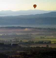 Telstra Tower Dawn View 0137 (BrianRope) Tags: light sunrise dawn australia canberra act telstratower