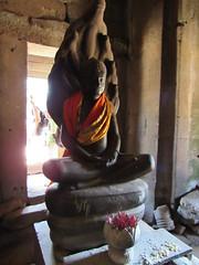 Naga and Buddha
