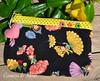 Necessaire Menina Flor (Canteiro de Ideias) Tags: bag handmade artesanato craft necessarie