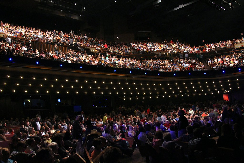 Grand Ole Opry : FULL HOUSE by Prayitno / Thank you for (12 millions +) view, on Flickr