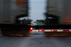 JRpad5.6.15.2 (jrbeckwith) Tags: sky motion blur train project dark evening photo track day texas open slow tx picture pad fast jr clear stop shutter through 365 fortworth haslet beckwith
