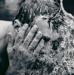Nico the wild IV (Philippe Gillotte) Tags: nature river eau natural nicolas actor acteur comedien grubber nicolasgrubber