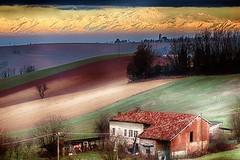 Alpi e... colline del Monferrato (AL) (Gianni Armano) Tags: del photo al san italia foto valle piemonte e alpi gianni colline alessandria bartolomeo monferrato armano