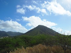 Koko Head from Hanauma Bay (jenesizzle) Tags: oahu hawaii island paradise outdoors landscape hiking hanaumabay kokohead