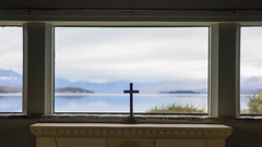 Inside Good shepherd church, Lake Tekapo (kllauphotograph.com) Tags: laketekapo tekapo nz sony a7 newzealand travel goodshepherdchurch