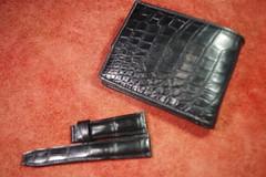 IMGP6392 (lelamminh) Tags: crocodile alligator watchstrap watchband wallet menbelt