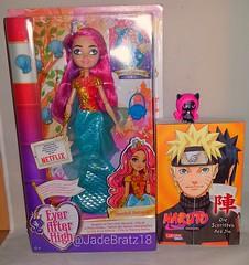 New Doll 12.07.2016 (JadeBratz18) Tags: monster fairytale book high doll noir dolls little after info mermaid naruto ever minis catty meeshell eah monsterhigh everafterhigh