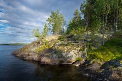 Lake Landscape (@Tuomo) Tags: finland jämsä päijänne lake summer sunshine nature beautiful landscape nikon df nikkor 1424mm wideangle