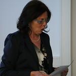 Frau Page spricht ein Grußwort (4)