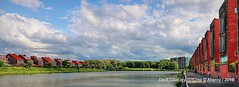 Han Diekmankade ,Groningen stad ,the Netherlands,Europe (Aheroy(2Busy)) Tags: groningen groningenstad aheroy aheroyal water houses architecture wolken clouds pano panorama wide breed vijver pond tonemapped hdr