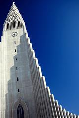 Hallgrimskirkja (CoreForce) Tags: church alignment reykjavk hfuborgarsvi island hallgrimskirche