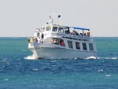 Cruise boat Huron Lady II (2) (Herman Giethoorn) Tags: cruiseboat