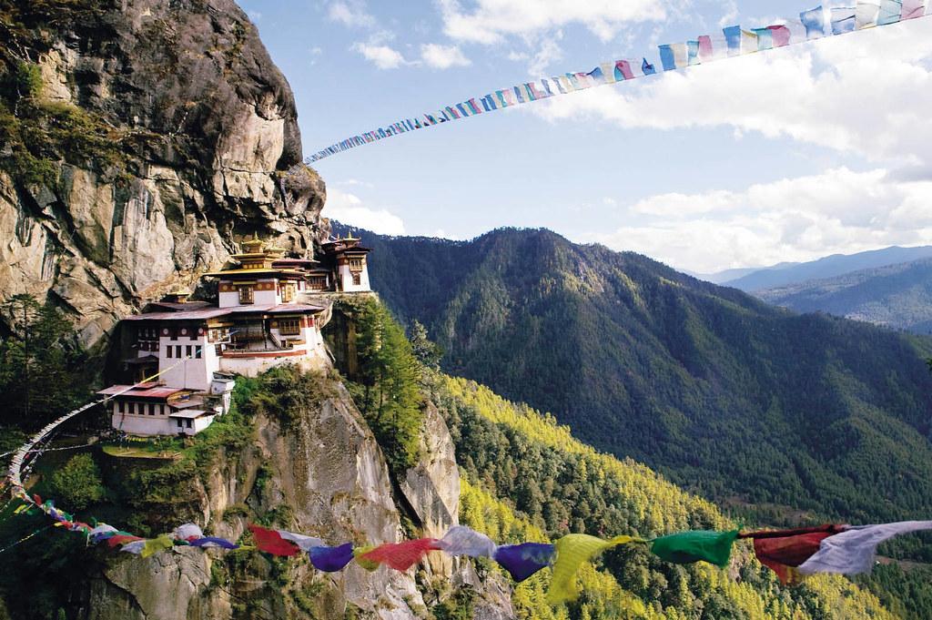 Taktsang, Bhutan