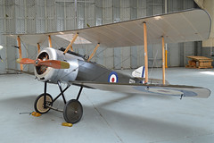 Photo of Sopwith Pup 'N6161' (G-ELRT)