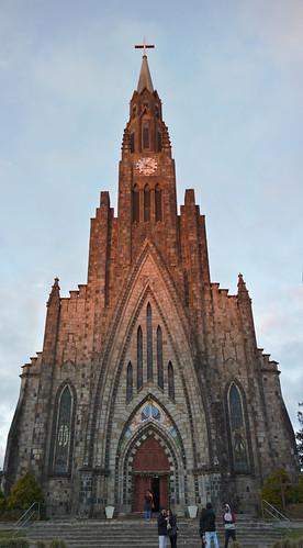 Catedral de Pedra em Canela - RS