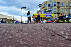 Great Yarmouth Seafront (Photography By Haylea) Tags: gfreat yarmouth seafront walk path seaside fun holiday uk east anglia norfolk coast