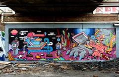 graffiti breukelen (wojofoto) Tags: graffiti breukelen nederland netherland holland wojofoto wolfgangjosten dotsy deliciousbrains dbrains omatiks