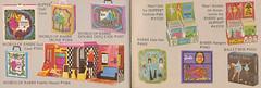 Living Barbie & Skipper Booklet (neshachan) Tags: livingbarbiebooklet livingbarbie livingskipper modera vintagebarbie barbiecase hairfair dolltrunk hangers barbiehouse barbie