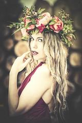 Retrato (Mer SGarca) Tags: rebecasaray retrato retratos procesado fineart diferente modelo model beauty estilismo guapa pretty