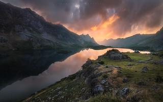 Valle de Lago (Asturias, Spain)