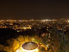 P8069401 (juancarlosysissi) Tags: tibidabo barcelona noche luces carusel tiovivo caballitos night lights