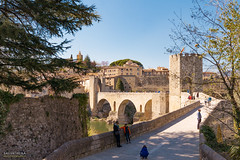 [ #232 :: 2016 ] (Salva Mira) Tags: pont puente bridge besal girona catalunya catalonia rom romano roman salva salvamira salvadormira