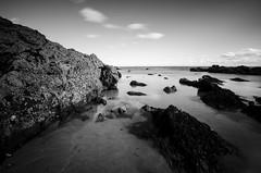 Fife LE (9 of 10) (Muse2k8) Tags: fife scotland long exposure coast coastal sea beach black white zig zag st monans