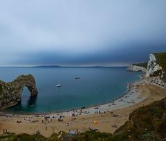 Durdle Door (DaveWilliams) Tags: dorset england english channel jurassic coast bay sea beach cliff