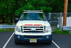 Bergen County, NJ Fire Marshal (First on Scene) Tags: ford crown victoria police interceptor 2010 fcvpi 2005 2001 2002 2003 2004 explorer expedition chevrolet chevy tahoe gm package donated donate vehicle suv car patrol squad county bergen fire academy law public safety institute nj new jersey slicktop evoc emergency unit response responder usa united states marshal department fd pd