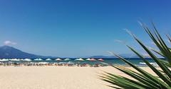 (irmakdogruyusever) Tags: holiday outdoor sea summer sand beach summerhouse kusadasi aydin izmir turkey