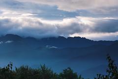 Alishan 09-2016-09 (bluetrayne) Tags: landscapephotography landscape nature sky clouds cloudy sunrise mist mountain mountains analogphotography filmphotography longexposure taiwan alishan  naturephotography naturallight