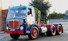 AEC Mammoth Major ex WD 6x4 DCK164C Frank Hilton IMG_9173 (Frank Hilton.) Tags: erf foden atkinson ford albion leyland bedford classic truck lorry bus car