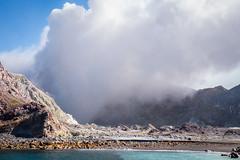 White Island active Volcano-2