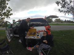 Photo de 14h -  Sur la route du lac Clearwater (Nouvelle-Zélande) - 26.04.2014