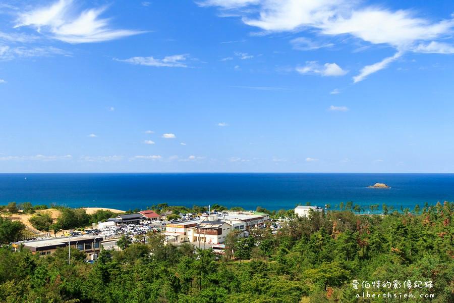日本鳥取地質景觀