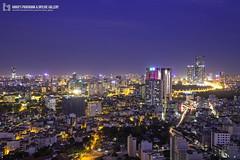 vl_03999 (Hanoi's Panorama & Skyline Gallery) Tags: city sunset sky panorama building skyline architecture skyscraper canon asian asia downtown capital skylines landmark vietnam architect hanoi asean appartment việtnam hànội skyscrapercity cầugiấy caoốc vànhđai3 keangnamlandmark phạmhùng ringroadthird dolphinplaza