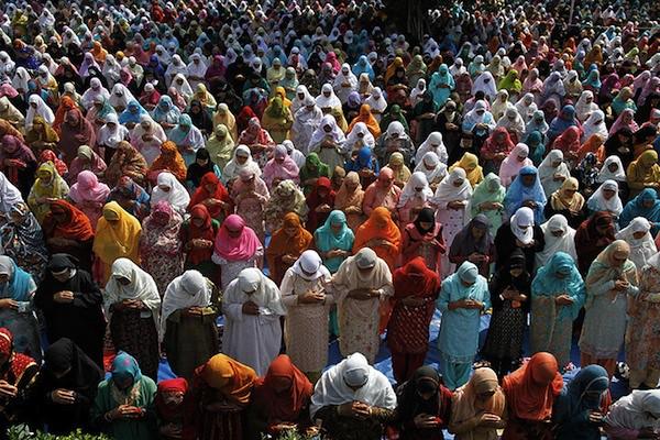 India Kashmir Ramadan